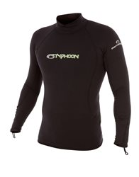 Typhoon Thermafleece Long Sleeve Thermal Base / Mid Layer