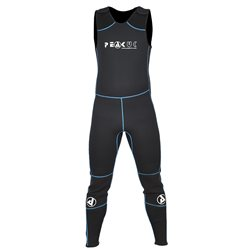 Peak UK Mens Centre Long John Wetsuit