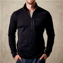 Rab Mens Power Stretch Pro Pull On Fleece