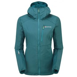 Montane Womens Female Hydrogen Direct Insulated Jacket