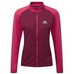 Mountain Equipment Womens Trembler Jacket Soft Shell