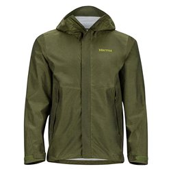 Marmot Mens Phoenix Waterproof Jacket (Option: L Tree Green)