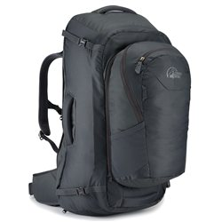 Lowe Alpine Unisex AT Voyager 55+15 Travel Backpack & 15L Day Sack
