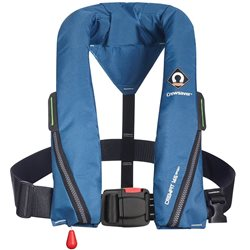 Crewsaver Crewfit 165N Sport Buoyancy Aid (Options: Manual Blue, Automatic Blue )