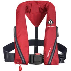Crewsaver Crewfit 165N Sport Buoyancy Aid (Options: Manual Red, Automatic Red )