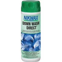 Nikwax Down Wash Direct 300ml Cleaner for Insulated Fabrics