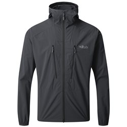Rab Mens Borealis Jacket Soft Shell