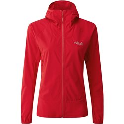 Rab Womens Borealis Jacket Soft Shell