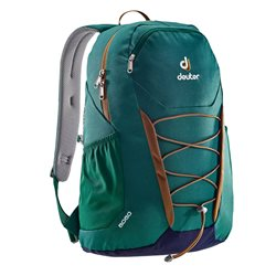 Deuter Unisex GoGo Day Sack (Option: Alpine Green/Navy)