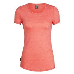 Icebreaker Womens Sphere S/S Low Crewe Base Layer
