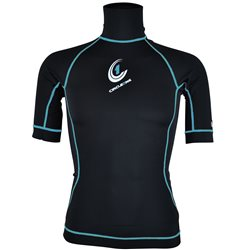 Circle One Mens Lycra Short Sleeve Rash Vest