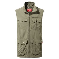 Craghoppers Mens NosiLife Adventure Gilet