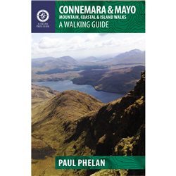 Books/Maps Connemara & Mayo Walking Guide Book