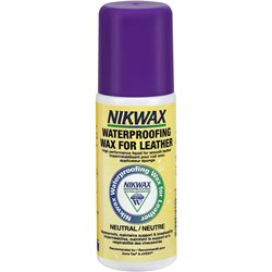 Nikwax Waterproofing Wax 125ml for Smooth Leather Footwear