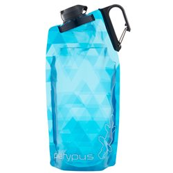 Platypus DuoLock SoftBottle 1L Flexible Water Bottle with Locking Cap