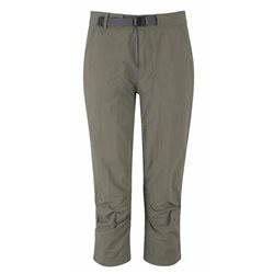 Mountain Equipment Womens Approach Capri Warm Weather Trekking Trouser