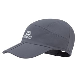 Mountain Equipment Unisex Squall Adjustable Soft Shell Cap