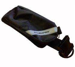 Scubapro Weight Pocket X One Black Force