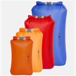 Exped Drybag Ultralite 4 Pack 3L-5L-8L-13L Waterproof Set