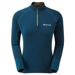Montane Womens Iridium Hybrid Pull-On