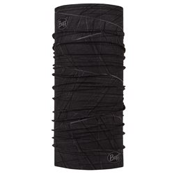 Buff New Original Embers Black Multifunctional Scarf