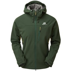 Mountain Equipment Mens Vulcan Jacket Soft Shell