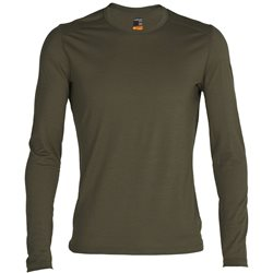Icebreaker Mens 200 Oasis LS Crewe Base Layer