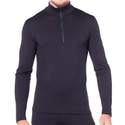 Icebreaker Mens 200 Oasis LS Half Zip Thermal Base Layer