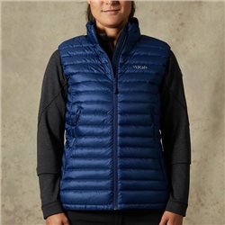 Rab Womens Microlight Down Insulated Vest