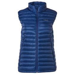 Rab Womens Microlight Down Insulated Vest 2019