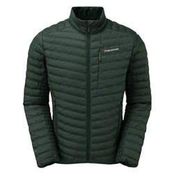 Montane Mens Icarus Micro Insulated Jacket (Options: M Arbor Green, XL Arbor Green, XXL Arbor Green)
