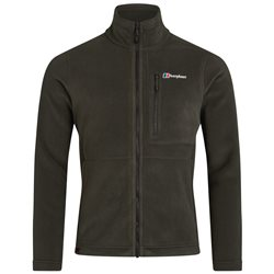 Berghaus Mens Activity PT IA Fleece Jacket (Options: XS Black, S Black, M Black, L Black, XL Black, XXL Black, XXXL Black)