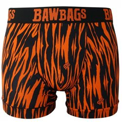 Bawbags Mens Cool De Sacs Underwear - Tiger