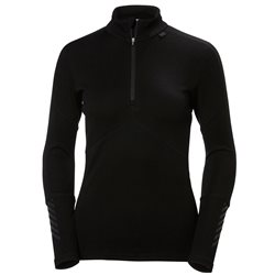 Helly Hansen Womens Lifa Merino ½ Zip Base Layer