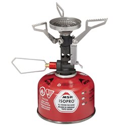MSR PocketRocket Deluxe Ultralight Canister Stove