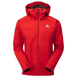 Mountain Equipment Mens Skardu Waterproof Jacket (Options: S Crimson, XL Crimson)