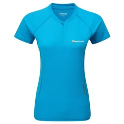 Montane Female Snap Zip T-Shirt