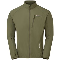 Montane Mens Featherlite Trail Windproof Jacket