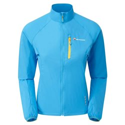 Montane Womens Female Featherlite Trail Windproof Jacket