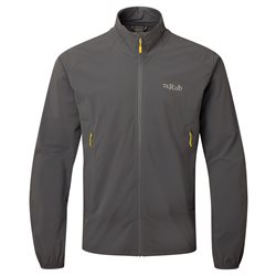 Rab Mens Borealis Tour Jacket Soft Shell