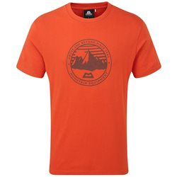 Mountain Equipment Mens Roundel Tee Base Layer
