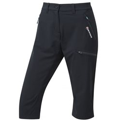Montane Womens Female Dyno Stretch Capri Pant Mountain Trouser