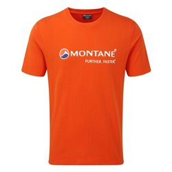 Montane Mens Logo T-Shirt Base Layer
