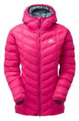 Mountain Equipment Womens Superflux Insulated Jacket