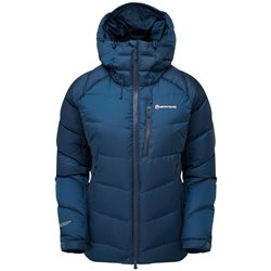 Montane Womens Female Resolute Down Insulated Jacket