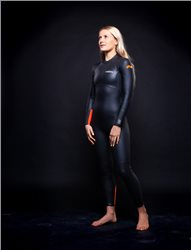 C Skins Swim Research Womens 4:3 Steamer Wetsuit
