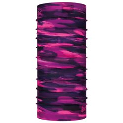 Buff New Original Elektrik Pink Flour Multifunctional Scarf