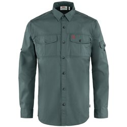 Fjallraven Mens Singi Trekking Long Sleeve Shirt
