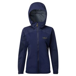 Rab Womens Kinetic Alpine Waterproof Jacket