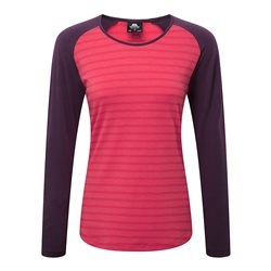 Mountain Equipment Womens Redline LS Base Layer